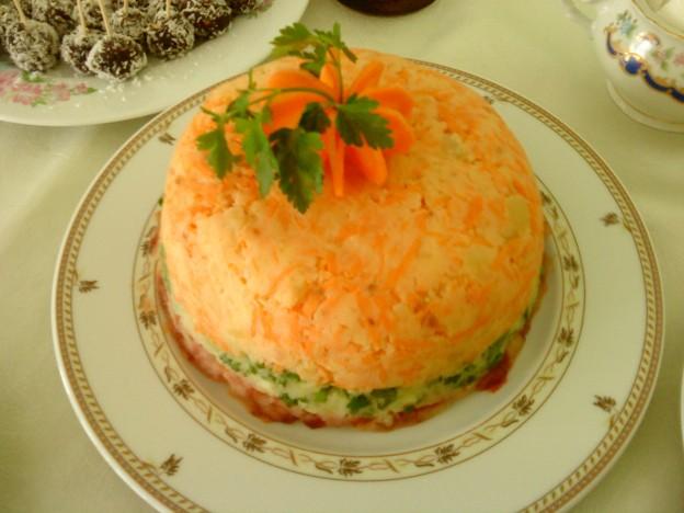 Patatesli Kümbet Salata