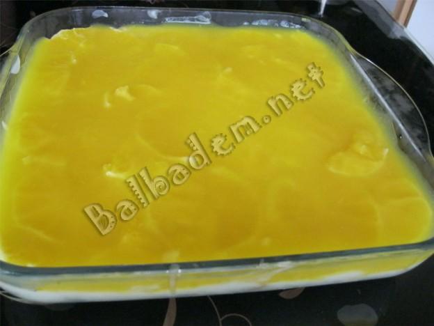 Bisküvili Portakal Tatlısı