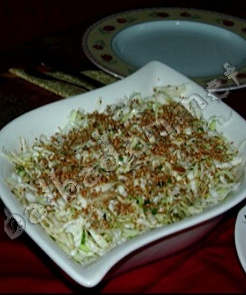 Lahanalı Çin Salatası