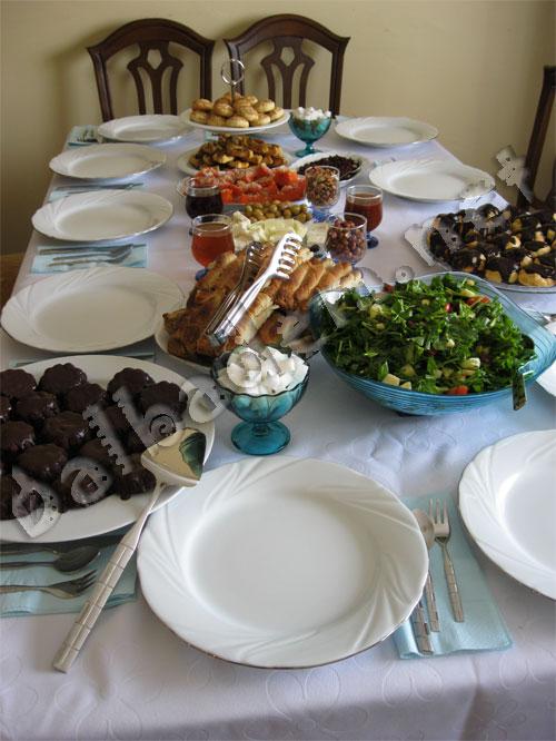 Akrabalarla Perşembe Kahvaltısı