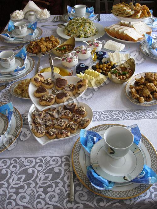 Hümeyra'nın Kahvaltısı