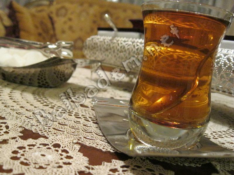 Kafkas Usulü Çay