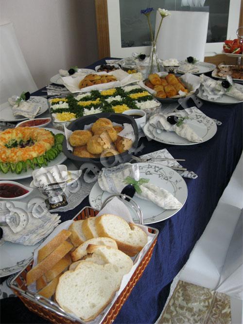 Feyza'nın Kahvaltı Sofrası