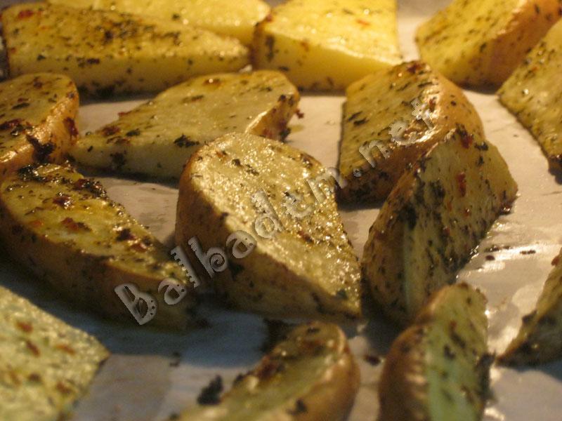 Elma Dilimi Patates