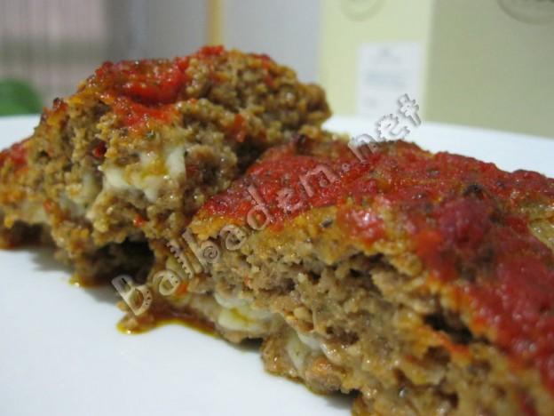 Kaşar Peynirli Tepsi Köftesi