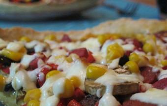 Karışık Malzemeli Pizza