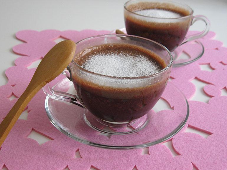 Mikrodalga Fırında Çikolatalı Kek