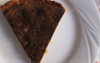 Çikolatalı Muzlu Fransız Tartı