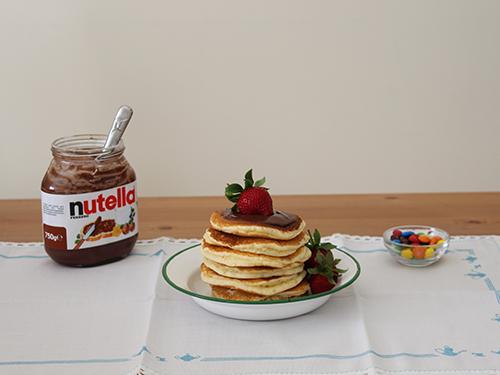 Amerikan Usulü Pancake